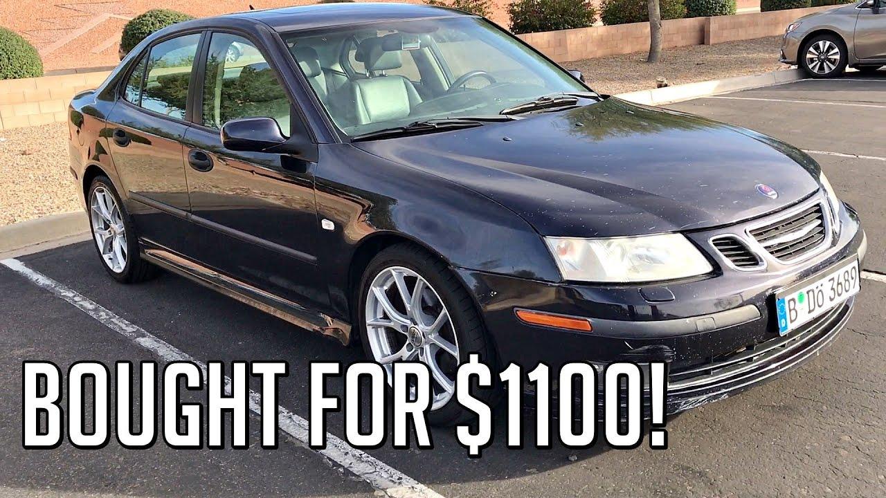 The $1100 Saab 9-3