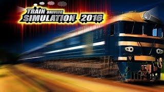 Train Driving Simulator 2016 Android Gameplay 1080p [HD] screenshot 3