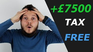 How to Make EXTRA MONEY – Earn £7,500 TAX FREE Per Year UK (2020)