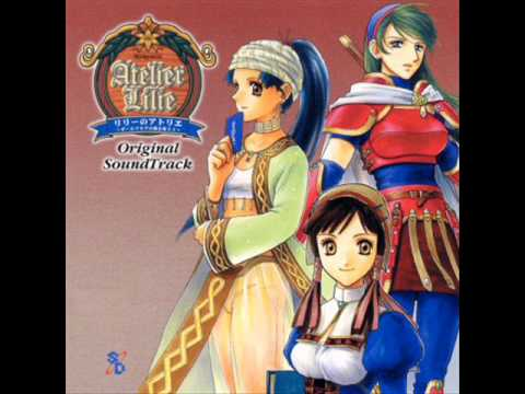 Atelier Lilie OST, Disc 2 - 19 - There is Sorrow in my Heart
