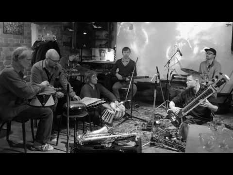 BENARES GHAT Song of the Underground Railroad (live 17.02.17)