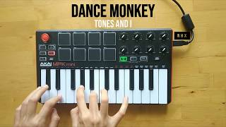 Dance Monkey - Tones and I (Cover) Video