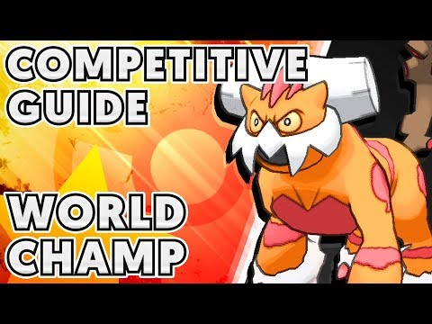 Return of the King! Competitive Landorus-T Guide! VGC18