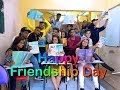 Friendship Day Special Dance Video | Job Vs College Life | Blue Apple Dance Academy