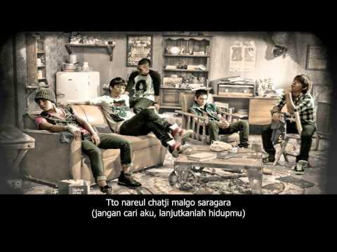 [INDO SUB & LIRIK] BIGBANG --- HARU HARU