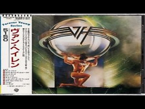 Van Halen  5150 Full Album Remastered