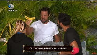 Survivor - FINAL APOTEOTIC LA QUIZ GAME | JADOR VS SINDY! Cine a ghicit lungimea bananei? ??