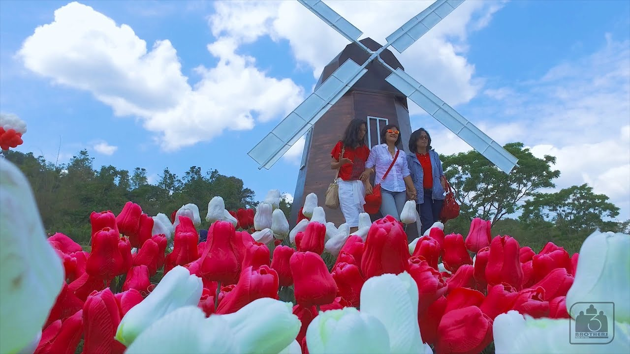 The World Landmarks Merapi Park Wisata Baru di yogyakarta