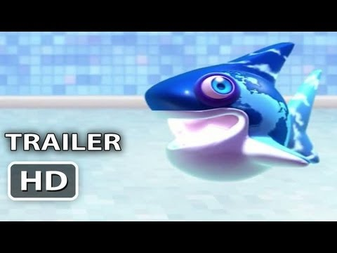 Shark Dash : Shark Week Trailer