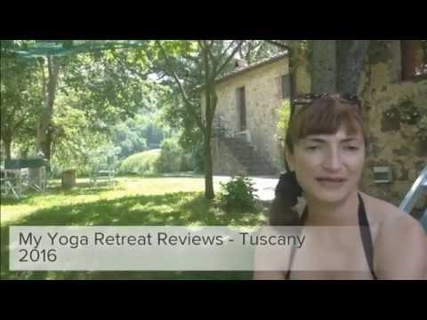 2016 -  Tuscany retreat reviews