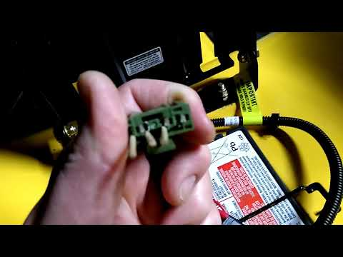 [WQZT_9871]  Cub cadet xt2 how to disable the safety seat switch - YouTube | Cub Cadet Seat Switch Wiring Diagram |  | YouTube