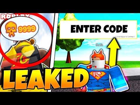 Codes Update Leaked New Super Power Training Simulator Roblox