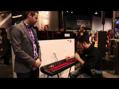 Korg SV-1 Limited Edition 88 Stage Piano - NAMM 2015