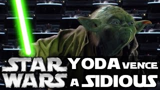 ¿qué habría pasado si yoda hubiese asesinado a darth sidious? - star wars explicado