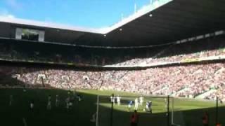 Kenny Miller Penalty  24/10/10 Celtic 1 Rangers 3