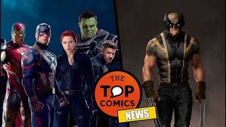 Nueva imagen de Avengers Endgame l ¿Nuevo Wolverine?