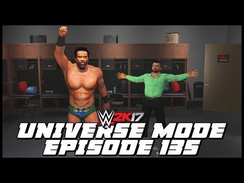 WWE 2K17 | Universe Mode - 'JINDER'S WORKOUT VIDEO!' | #135