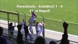 Fiorenzuola-Scandicci 1-0 Serie D Girone D