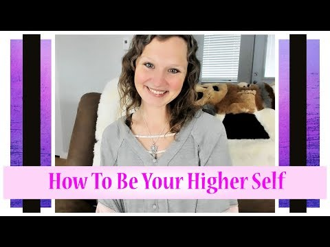 You ARE Your Higher Self | God Consciousness Awareness | Abb