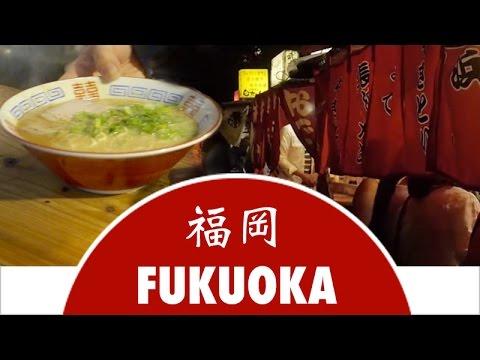 Discover Fukuoka City - Japan Experience