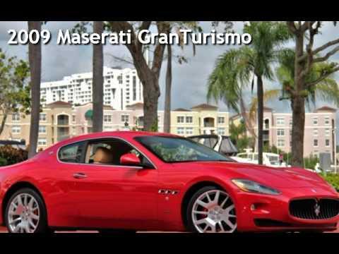 2009 Maserati GranTurismo Granturismo For Sale In MIAMI, FL
