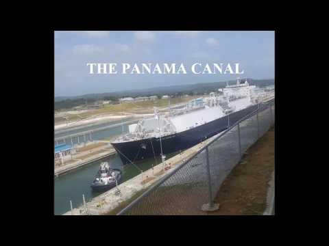 PANAMA CANAL TOUR VIDEO CLIP