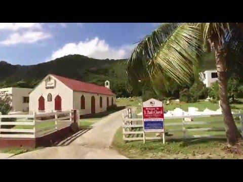 DJI Osmo - Tortola, British Virgin Islands Video 1 - November 2015