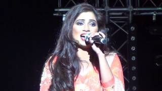 YEH ISHQ HAAYE (JAB WE MET) shreya ghoshal live manchester O2 apollo live may 2014