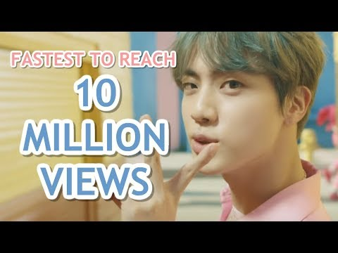 [TOP 5] FASTEST K-POP GROUP MV TO REACH 10 MILLION VIEWS