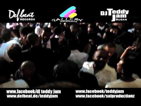 DJ Teddy Jam Live @ Mamon Himadaa Collage Graduation, Sudan
