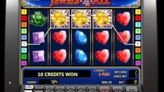 Обзор игрового автомата Jewels 4 All (Novomatic)