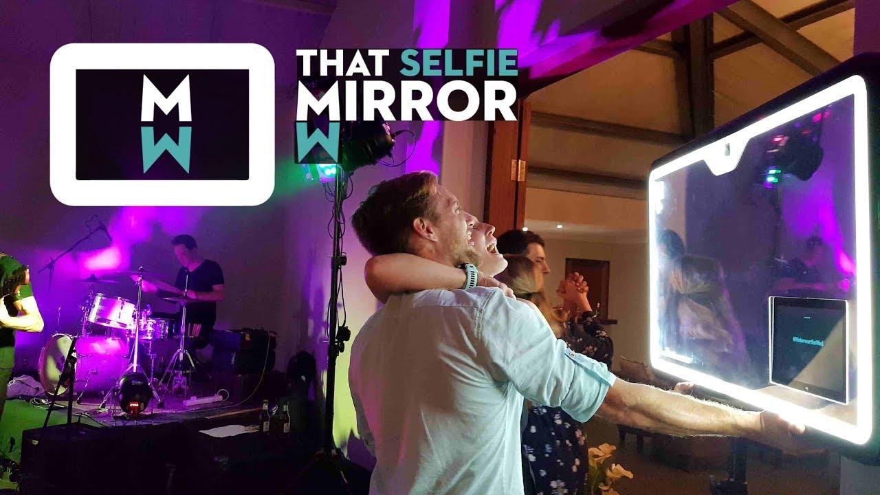 That Selfie Mirror – Capturing Memories