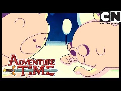 Время приключений   За гротом   Cartoon Network