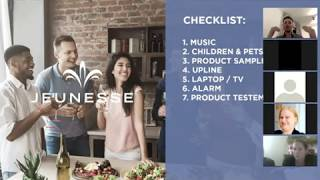 How to Host a Jeunesse® Jparty for GPG Africa (24.56)