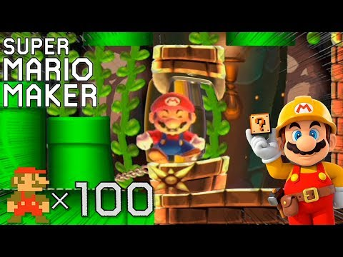 NO puedes Hacerme esto JAPONES😭! - SUPER EXPERT NO SKIP #34 | Super Mario Maker - MarkGamer03