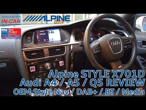 Audi A4 A5 Q5 Navigation Retrofit