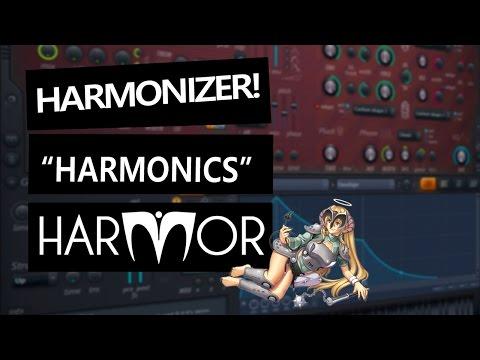 """HARMOR - Cómo usarlo desde 0 - Capítulo 7 - """"Harmonizer"""""""