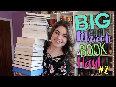 March Book Haul #2!