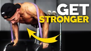 How to Make your BODYWEIGHT Exercises HARDER!