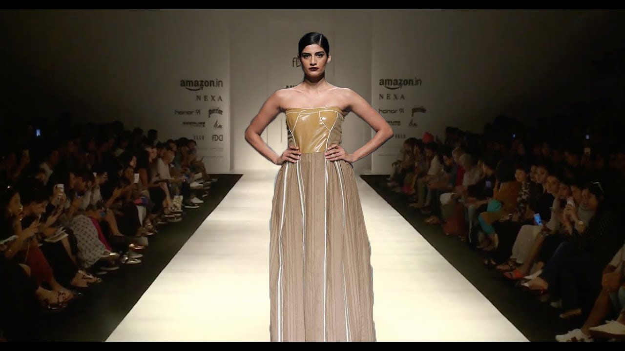 Abhi Singh | Spring/Summer 2018 | India Fashion Week