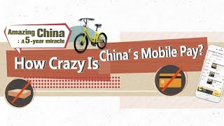 How crazy is China's mobile pay