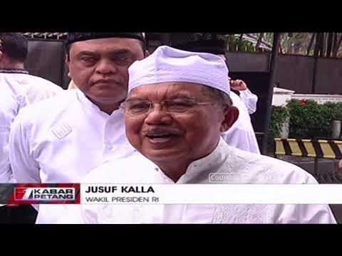Hadiri Kajian Ustadz Abdul Somad, Ini Tanggapan Wapres Jusuf Kalla
