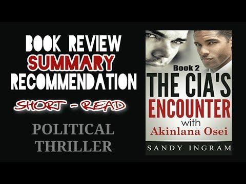 Book Summary A Political Thriller Osei International Book Series Book II