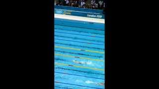 Swimming Men's 1500m Freestyle Final