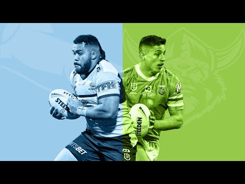 Nrl Highlights North Queensland Cowboys V Canberra Raiders Round 8 Youtube