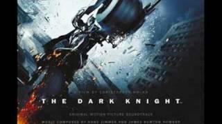 The Dark Knight Soundtrack - Harvey Two-Face