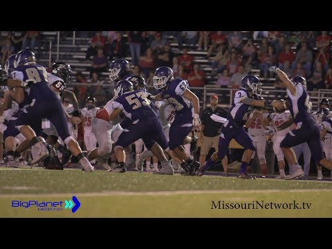Camdenton Laker Football Game 2 2017