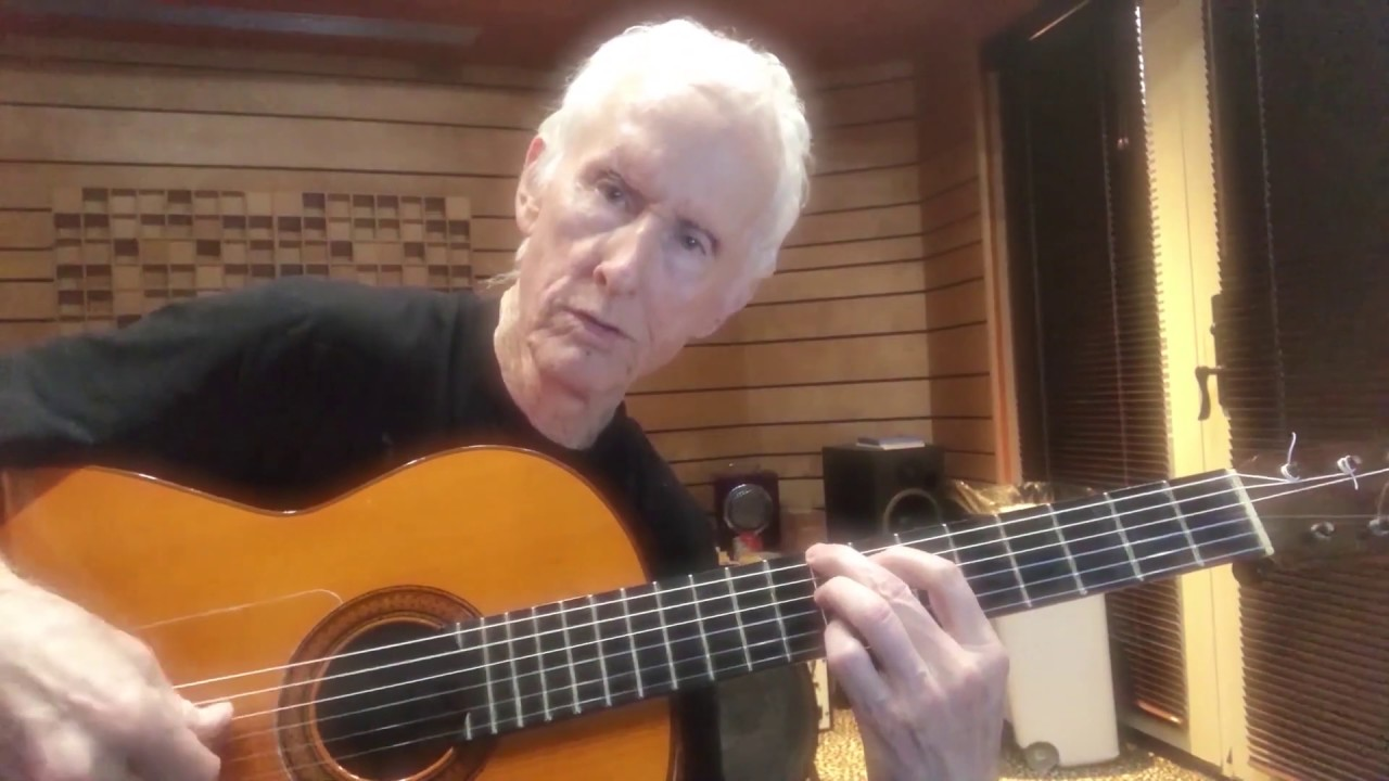"""Spanish Caravan"" Guitar Lesson with Robby Krieger"