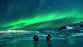 Green Ray Lights