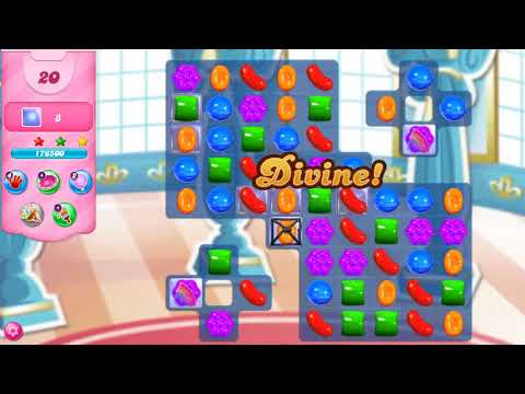 Candy Crush Saga Level 3267 NO BOOSTERS
